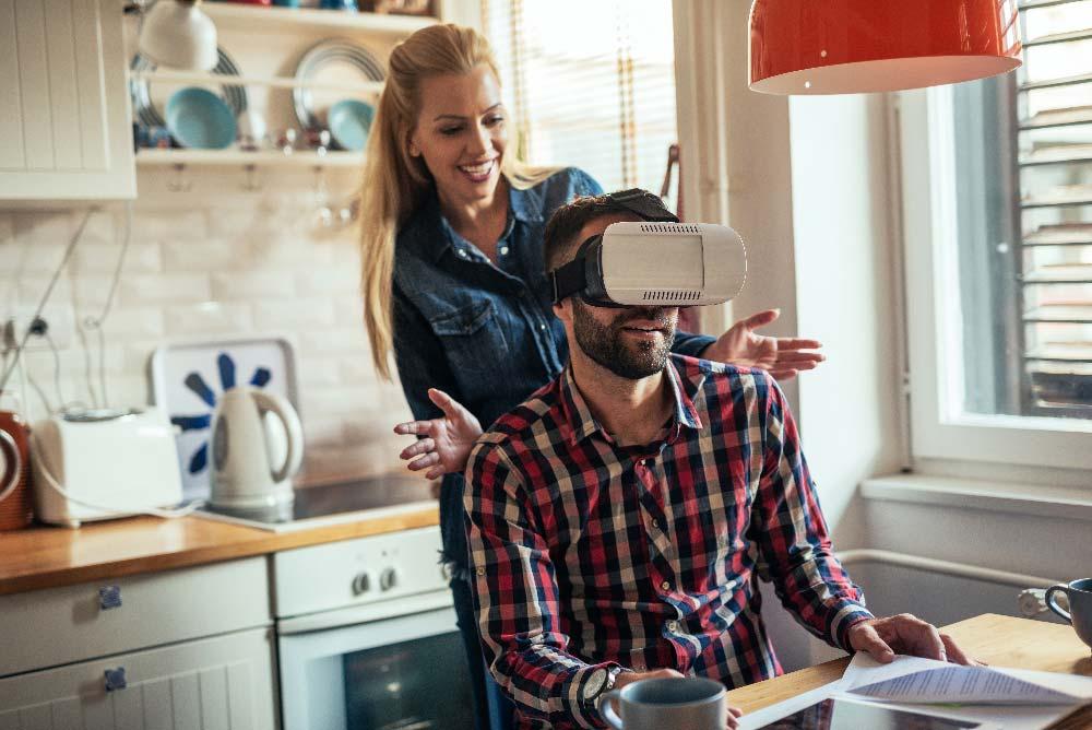 VR wedding video UK